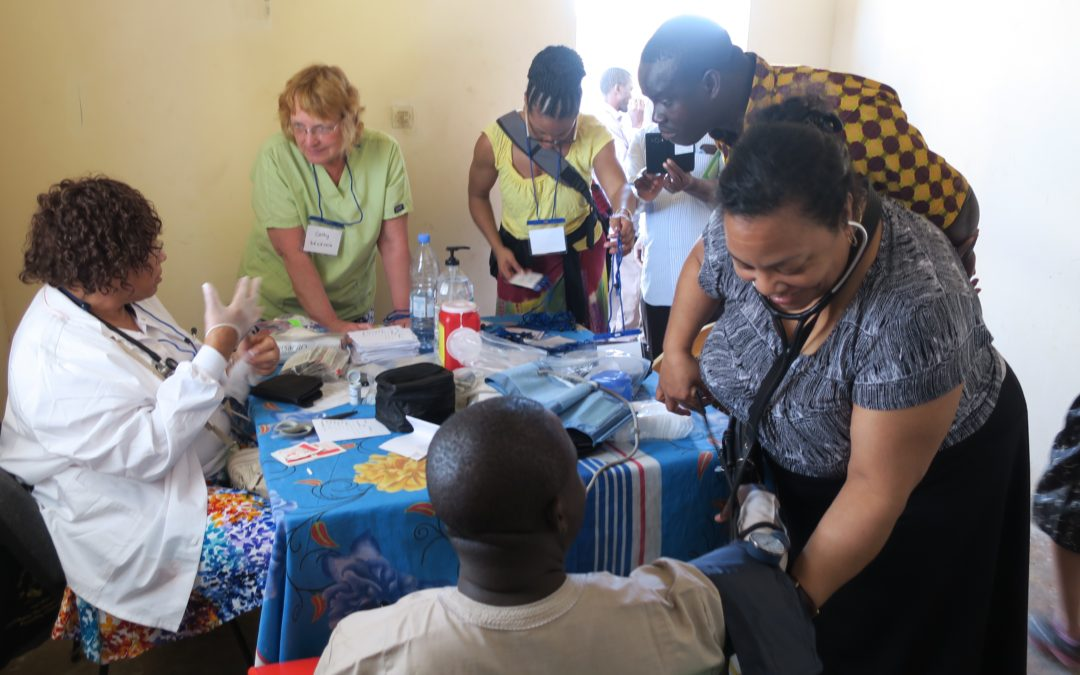 What Is The Key to Medical Missions? Multiply Yourself.